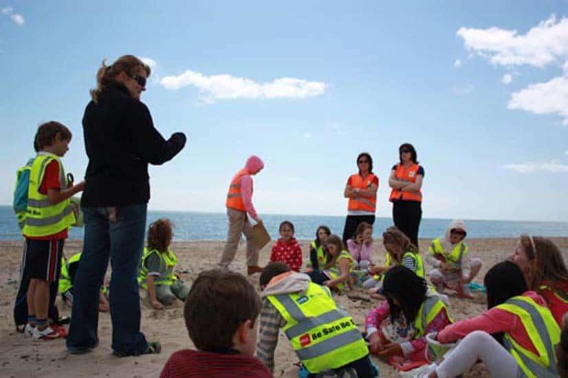 The Marine Explorer workshop