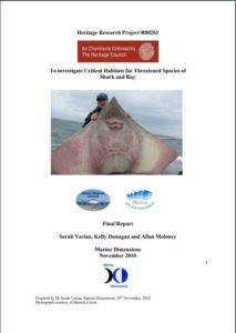 Critical-Habitats=Sharks-Rays